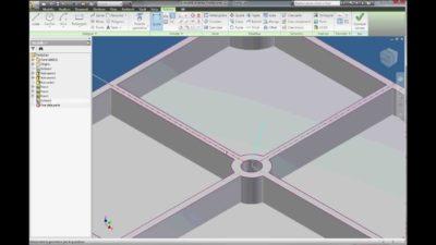 Inventor Autodesk Primo Tutorial Video – 2 di 9