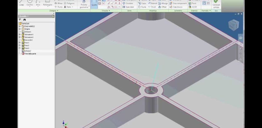 Cool Inventor Autodesk Primo Tutorial Video 2 Di 9 Download Free Architecture Designs Lukepmadebymaigaardcom