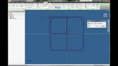 Inventor Autodesk Primo Tutorial Video – 1 di 9