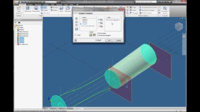 Inventor Autodesk Primo Tutorial Video – 4 di 9