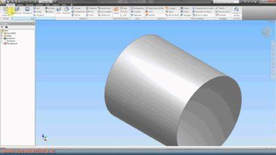 Inventor Autodesk Secondo Tutorial Video – 2a Parte di 6